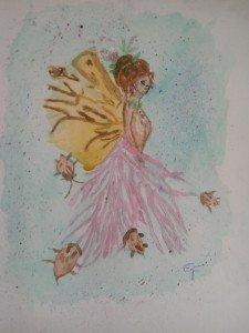 Mes aquarelles et poèmes choisis